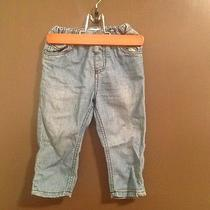 Authentic Burberry Childrens Jeans 18 M  Photo