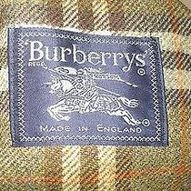 Authentic Burberry Green Nova Check Wool Alpaca Bomber Jacket Coat Photo