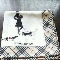 Authentic Burberry Handkerchiefs New Photo