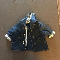 Authentic Burberry Infant Jacket Photo