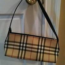 Authentic Burberry Shoulder Bag Photo