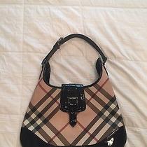 Authentic Burberry Shoulder Bag Photo