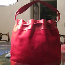 Authentic Burberry Suede Purse Photo