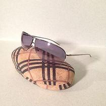 Authentic Burberry Sunglasses in the Original Box Photo