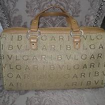 Authentic Bvlgari Beautiful Bag Photo