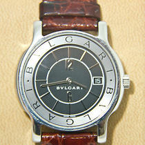 Authentic Bvlgari Bulgari