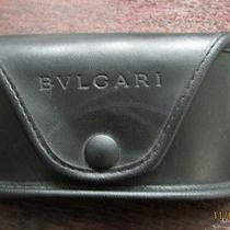 Authentic Bvlgari Glasses Case Photo