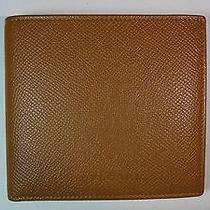 Authentic Bvlgari Leather Wallet  Photo