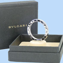 Authentic Bvlgari Sterling Silver Key Ring Holder 4826 Photo