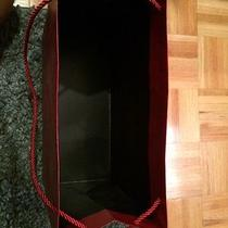 Authentic Cartier Gift Shopping Bag Photo