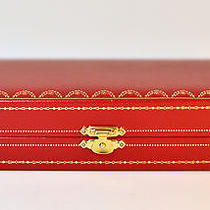 Authentic Cartier Luxury Case Photo