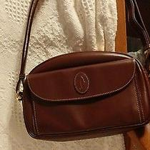 Authentic Cartier Messenger Bag Rare Photo