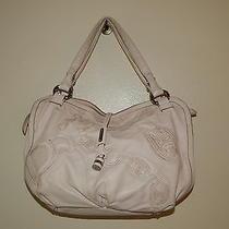Authentic Celine Pink Beige Blush Leather Bittersweet Shoulder Bag Handbag Purse Photo