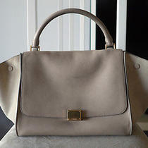 Authentic Celine Trapeze (Beige) Photo