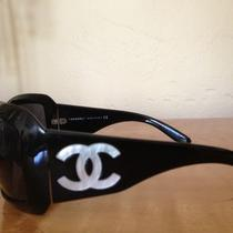 Authentic Chanel 5076h Mother of Pearl Sunglasses  Photo