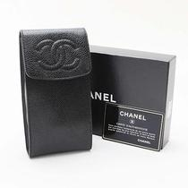 Authentic Chanel Accessories Case Leather  10098903 Photo