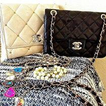 Authentic Chanel Bag With Bonus Chanel Gifts Photo