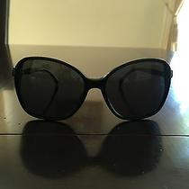 Authentic Chanel Bow Sunglasses - Mint Condition  Photo