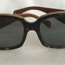 Authentic Chanel Sunglasses 5144-C1134/3b Tortoise Brown Vintage. Photo