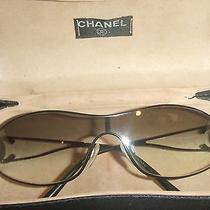 Authentic Chanel Sunglasses Swarovski Crystal Cc Coco Chanel Bling Paid 475 Photo