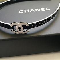 Authentic Chanel Vip Gift Hairband  -Black Photo