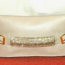 Authentic Chic Pierre Balmain Crystals Clutch Bag Made in France Photo