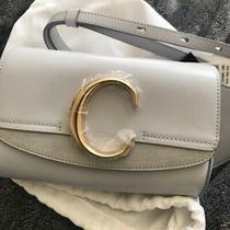 Authentic Chloe Belt Bag Cloud Color Photo