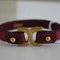 Authentic Chloe Marcie Leather Bracelet Photo