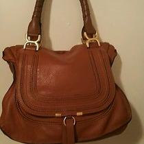 Authentic Chloe Marcie Medium Purse  Free Shipping Photo