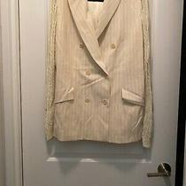 Authentic Christian Dior Blazer Jacket Womens Size 10 Photo