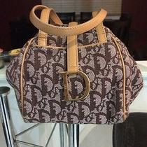 Authentic Christian Dior Handbag Photo