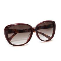 Authentic Christian Dior Taffetas Sunglasses Red X Tortoiseshell 10059209 Photo