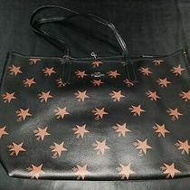 Authentic Coach Black Star Canyon Coated Canvas City Tote  35917   Extras  Photo