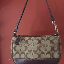 Authentic Coach Designer Handbag Photo