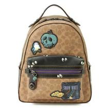 Authentic Coach Disney Collaboration Sw Signature Backpack Grade S Used - Md Photo