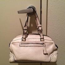 Authentic Coach Hamptons Satchel Bag Mo5s-5301 Rare Photo