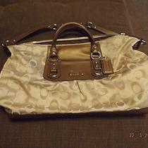 Authentic Coach Handbag Satchel/shouderbag Price Reduced Photo