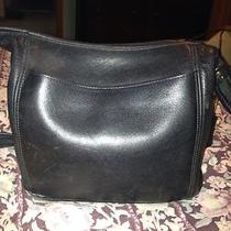 Authentic Coach Hobo Bag - Small Photo