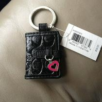 Authentic Coach Keychain Nwt Photo