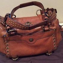 Authentic Coach Legacy Satchel Handbag Photo