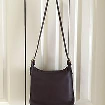 Authentic Coach Legacy Zip Leather Bag Purse 9966 Mahogany/brass Brown Photo