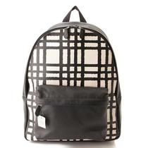 Authentic Coach Men's Charles Backpack F11164 Black X White Grade Ns Used - Md Photo