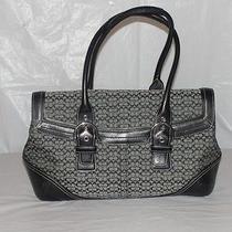 Authentic Coach Monogram Shoulder Bag (New Like) Photo