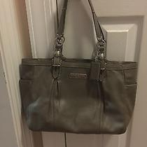 Authentic Coach Satchel Handbag No J1082-F16565 Mfsrp 328 Photo