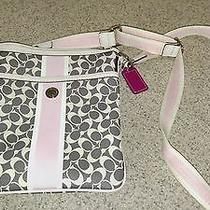 Authentic Coach Satchel New Without Tags Photo