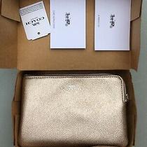 Authentic Coach Signature Wristlet Wallet New Still in the Box Photo