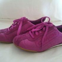 Authentic Coach Tennis/ Walking Shoes Summery Spring Look Size 6.5 Photo