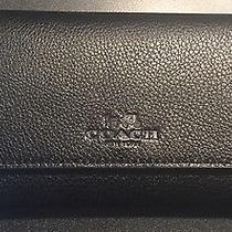 Authentic Coach Wallet Brand New W/tags Photo