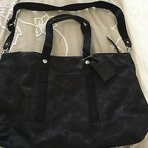 Authentic Coach Weekend Tote Photo