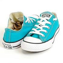 Authentic Converse Ct Ox Sneaker Mediterranean Blue 344810f Us Size 2  Photo